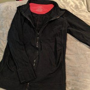 Liz Lange maternity jacket